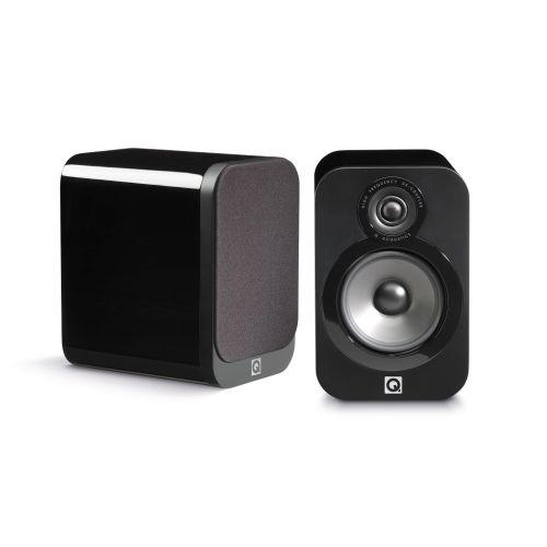 Q Acoustics 3020,Diffusori da scaffale