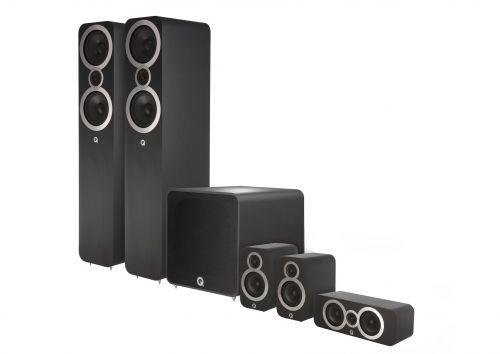 Q Acoustics 3050i Plus Cinema Pack
