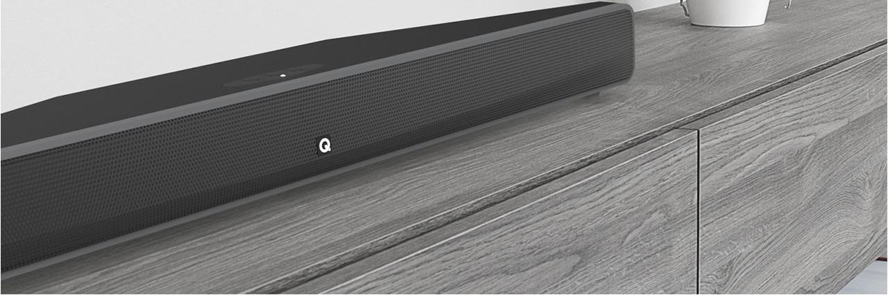 Riproduzione audio di alta fedeltà Q-Acoustics M4